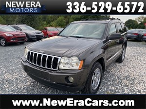 Picture of a 2005 JEEP GRAND CHEROKEE LIMITED NO ACCIDENTS