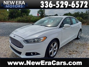 2013 FORD FUSION SE NO ACCIDENTS! 1 NC OWNER! for sale by dealer