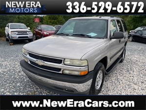 2005 CHEVROLET TAHOE 1500 NC OWNED for sale by dealer