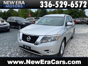 2013 NISSAN PATHFINDER S NC OWNED! 30 SVC RECORDS!!! for sale by dealer