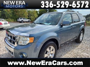 2011 FORD ESCAPE LIMITED NO ACCIDENTS CAROLINA OWNED for sale by dealer