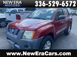 2006 NISSAN XTERRA OFF ROAD NO ACCIDENTS for sale by dealer