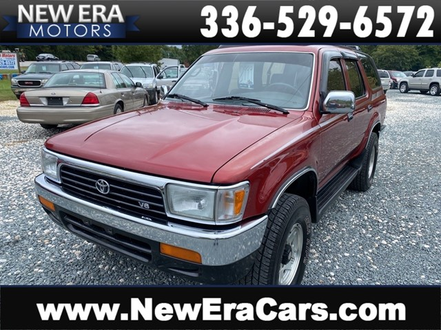 TOYOTA 4RUNNER SR5 VN39 NO ACCIDENTS NC OWNED in Winston Salem