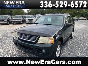 2004 FORD EXPLORER XLT NO ACCIDENTS SOUTHERN OWNED for sale by dealer