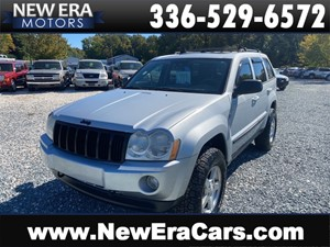 2005 JEEP GRAND CHEROKEE LIMITED NC OWNED for sale by dealer