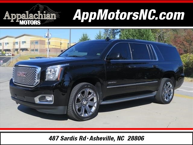 Gmc Yukon Xl For Sale >> 2015 Gmc Yukon Xl Denali In Asheville