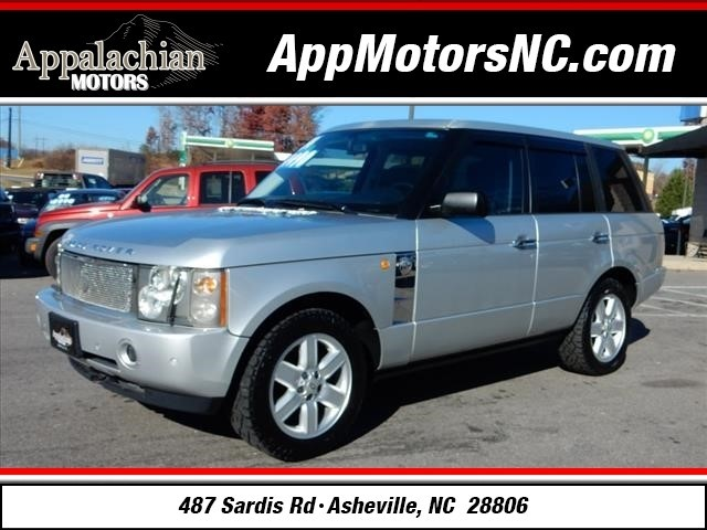 2004 Land Rover Range Rover Hse For Sale In Asheville