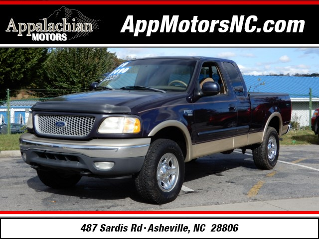 1999 Ford F 150 Lariat In Asheville