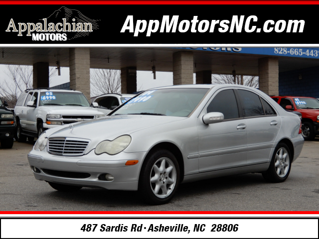 2004 Mercedes Benz C Class C 240 In Asheville