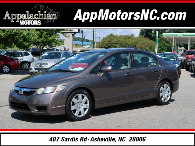 2010 Honda Civic For Sale >> 2010 Honda Civic Lx In Asheville