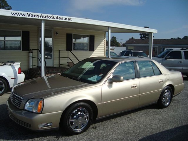 2005 CADILLAC DEVILLE DHS for sale by dealer